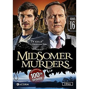 Midsomer Murders: Series 16 [DVD] USA import
