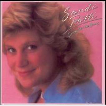 Sandi Patty - sange fra hjertet [CD] USA import