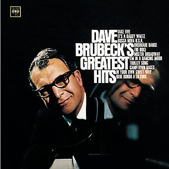 Dave Brubeck - Greatest Hits [CD] USA import