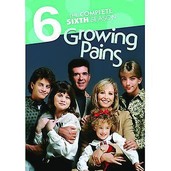 Growing Pains: Import USA kompletny Sezon szósty [DVD]