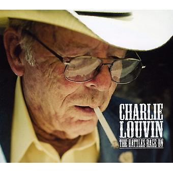 Charlie Louvin - slag Rage på [CD] USA import