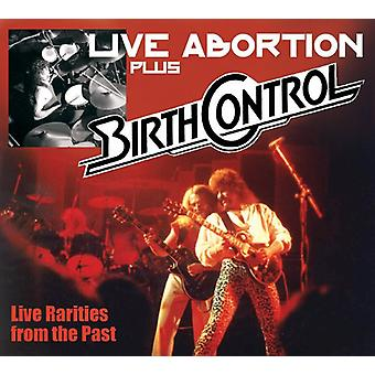Prævention - Live abort Plus [CD] USA importerer