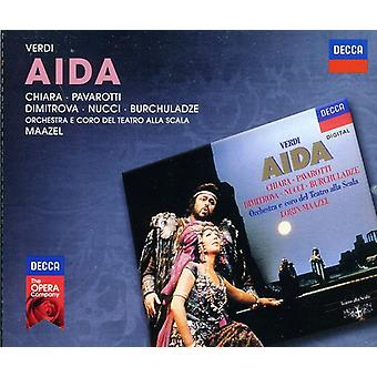 G. Verdi - Verdi: Aida [CD] USA import