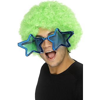 巨大なメガネ星星星メガネ サングラス冗談