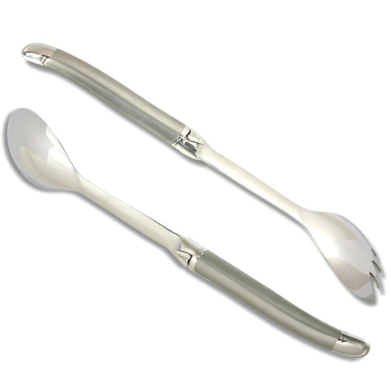 Prestige range Laguiole salad server Sandblasted finish Direct from France