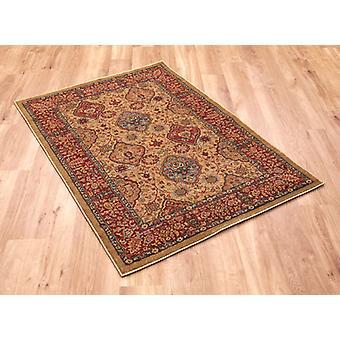 Ziegler 355 beżowy czerwony prostokąt dywany tradycyjne dywany