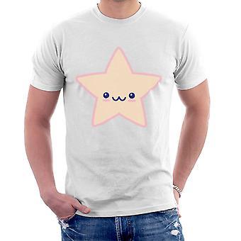 Kawaii Star Men's T-Shirt