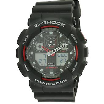 Casio G-Shock Analog Digital   Mens Watch GA100-1A4