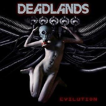 Deadlands - Evilution [CD] USA importeren