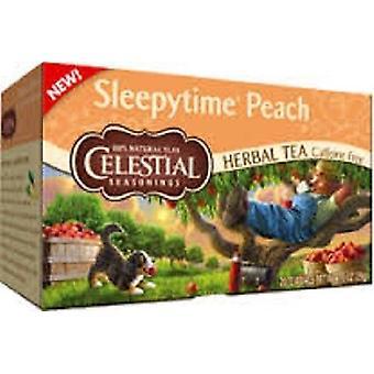 天体の調味料 Sleepytime 桃紅茶