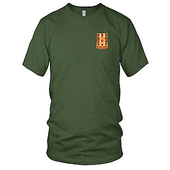 US Army - 4th Field Artillery Battalion Embroidered Patch - Kids T Shirt