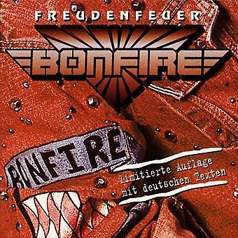 Bonfire - Freudenfeuer [CD] USA import