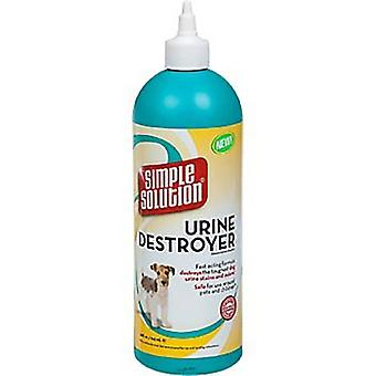Simple Solution Urine Destroyer for Dog and Cat