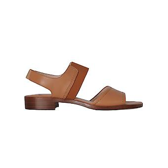 Franca 9948 ladies brown leather sandals