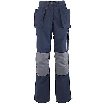 Alexandra Womens/Ladies Tungsten Holster Work Trousers