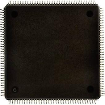 Embedded microcontroller MCF5307AI90B FQFP 208 (28x28) NXP Semiconductors 32-Bit 90 MHz I/O number 16