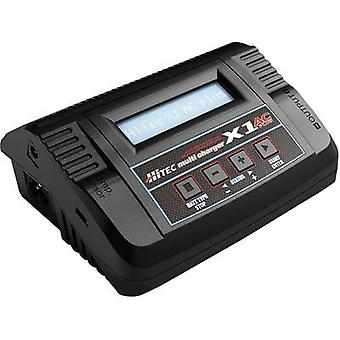 Scale model multifunction charger 12 V, 220 V 6 A Hitec Multicha