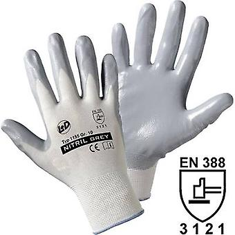 worky 1155 Nitrile-Fine knit glove 100% Polyamide with nitrile-coating