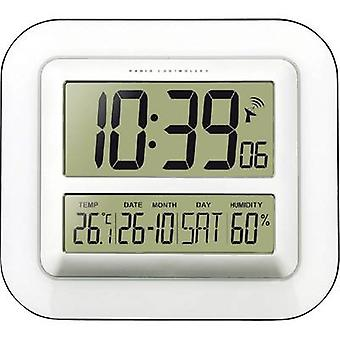 Radio Wall clock Techno Line WS 8006 280 mm x 245 mm x 32 mm