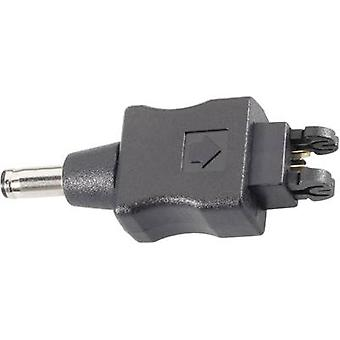 VOLTCRAFT 93027c10 PM05 Adapter For Car Charger Cables, Suitable For Ericsson Mobile P Ericsson mobile phones Black