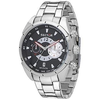 Sector watches mens watch 330 racing chronograph R3273794002