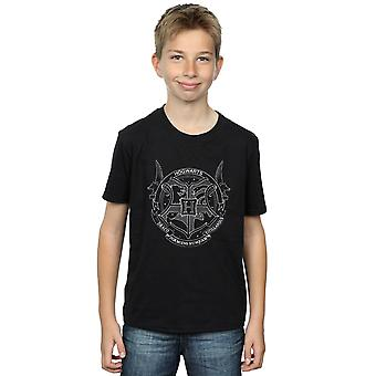 Harry Potter Boys Hogwarts Seal T-Shirt