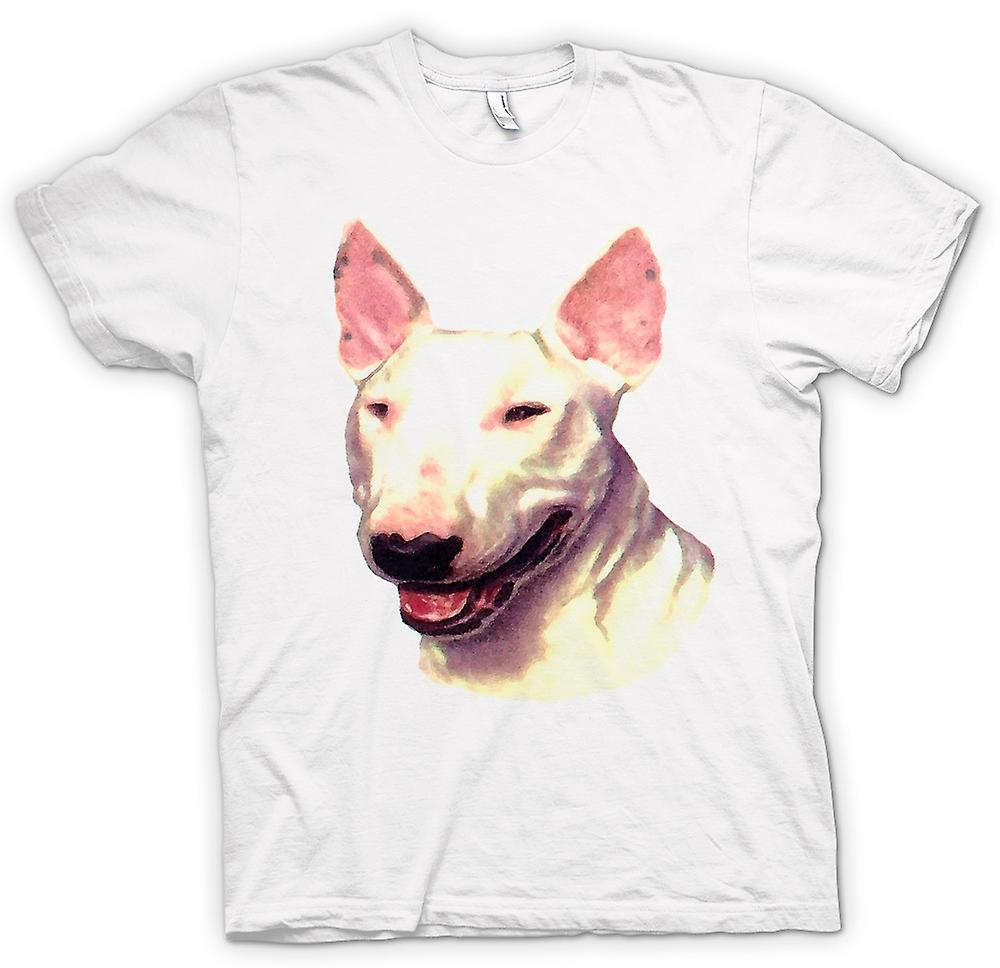 Femmes T-shirt - English Bull Terrier - chien