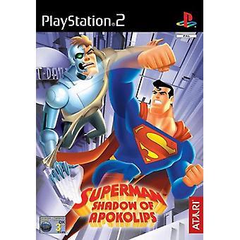 Superman schaduw van Apokolips (PS2)