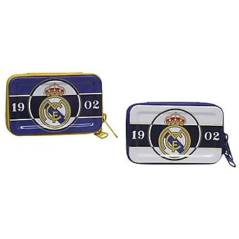Real Madrid Rectangular Tin Wallet