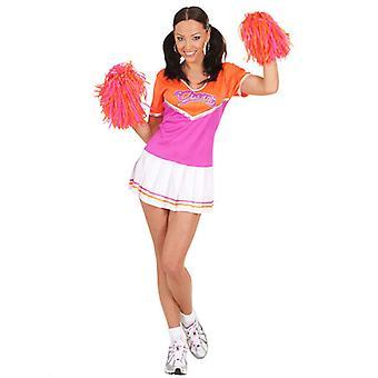 Cheerleader Costume - 2 Colours