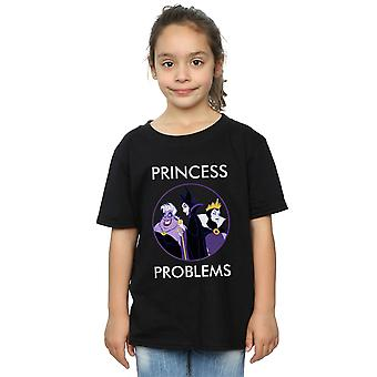 Disney Girls Villains Princess Headaches T-Shirt