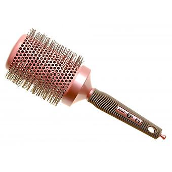 Headjog 80 Pink Ceramic/Ionic Brush