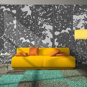 Wallpaper - Belle grise