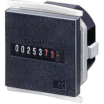 Kübler Operating hours counter H57Operating hours counter 7 20 - 30 V AC