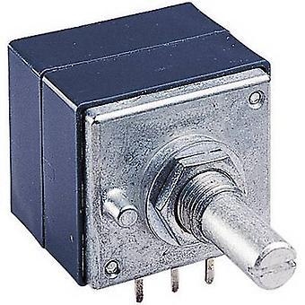 ALPENE RK27112 100K eneste roterende potten dustproof Stereo 0,05 W 100 kΩ 1 eller flere PCer