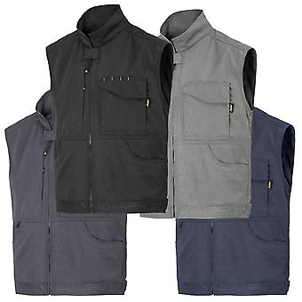 Snickers Workwear Service Vest / Bodywarmer with Multipockets - 4373