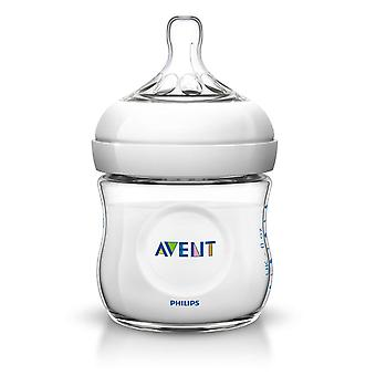 Philips SCF560/17 Classsic 4oz Avent Baby Feeding Bottle with Newborn Flow Teat