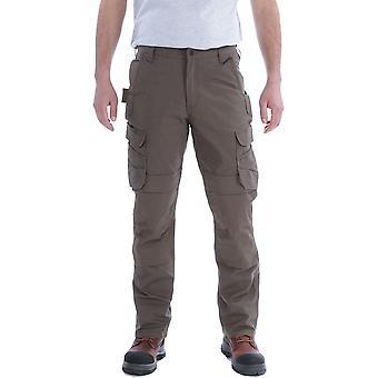 Carhartt para hombre acero relajado pantalones de bolsillo del Cargo de Cordura