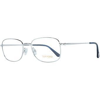 Tom Ford elegant men's glasses silver