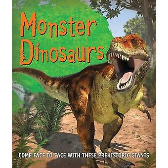 Fast Facts! Monster-Dinosaurier (Hauptmarkt Hrsg.) von Kingfisher - 97807