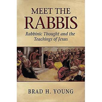 Incontrare i rabbini - pensiero rabbinico e gli insegnamenti di Gesù da Brad