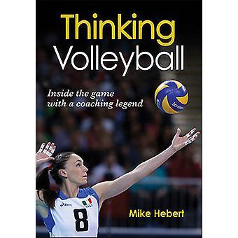 Tänkande volleyboll av Mike Hebert - 9781450442626 bok