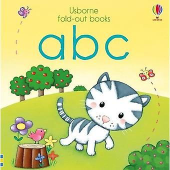 ABC by Fiona Watt - 9781474940993 Book