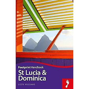 St Lucia & Dominica by Lizzie Williams - 9781911082262 Book