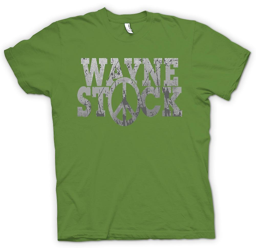 Mens t-skjorte - Wayne Stock - Waynes World