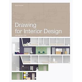 Drawing for Interior Design (2nd Revised edition) by Drew Plunkett -