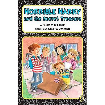 Horrible Harry and the Secret Treasure (Horrible Harry