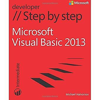 Microsoft Visual Basic 2013 Step by Step (Step By Step (Microsoft))