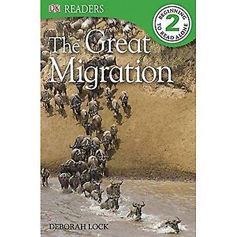 Die große Migration (DK Lesetext - Stufe 2