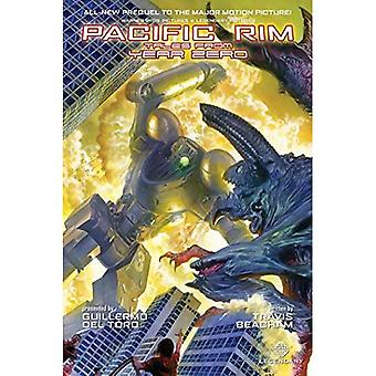 Pacific Rim: Tales from Year Zero (Legendary Comics)